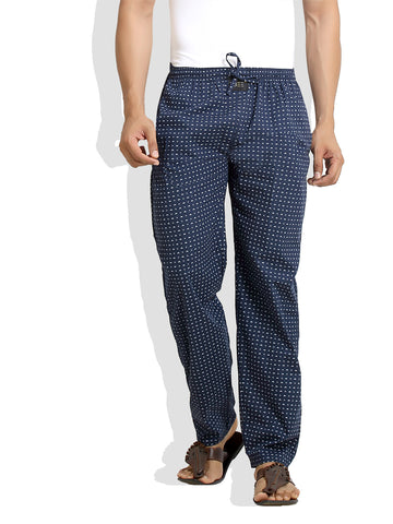 London Bee Men's Cotton Scooter Print Pyjama/ Lounge Pant MPLB0053