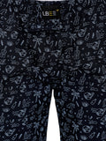 Navy Cotton Pyjama