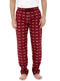 Maroon Cotton Pyjama