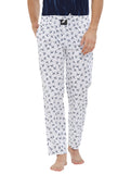 London Bee Men's Cotton Poplin Printed Pyjama/ Lounge Pant MPLB0124