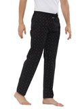London Bee Men's Cotton Poplin Printed Pyjama/ Lounge Pant MPLB0126