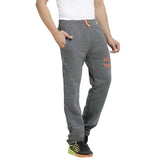 London Bee Men's Trackpant With Embroidery