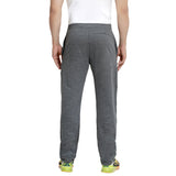 Solid Men's Full Trackpant