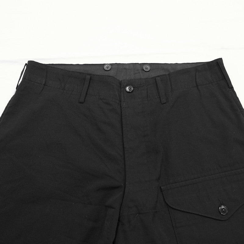 cargo pocket wide trousers