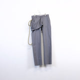 two layer bum bag trousers