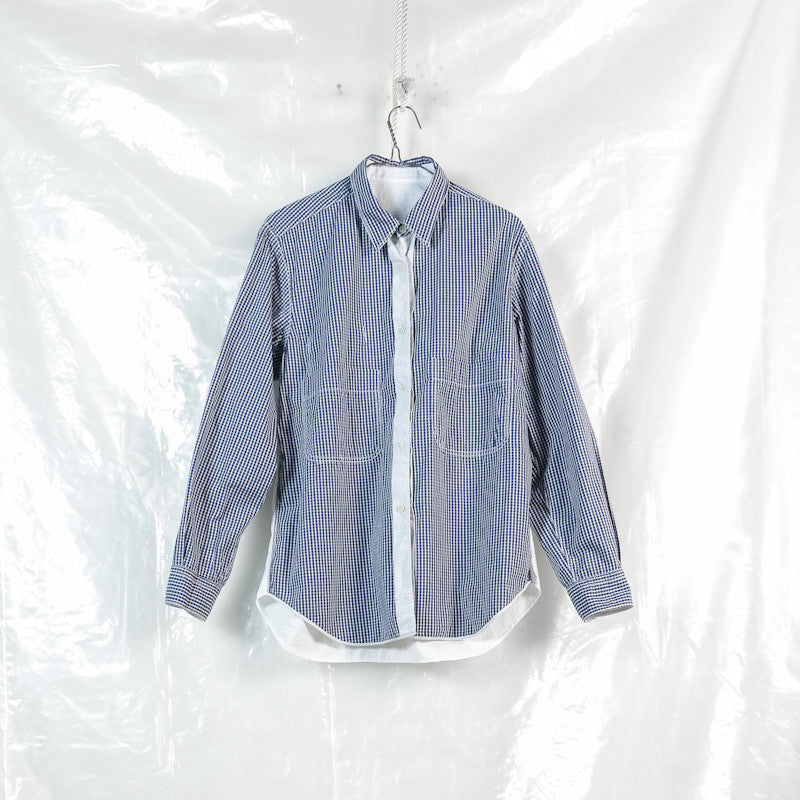 reversible long sleeve shirt