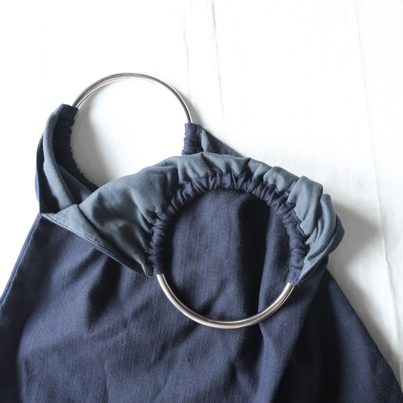 metal ring bag