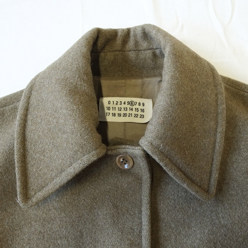 heavy tweed jacket