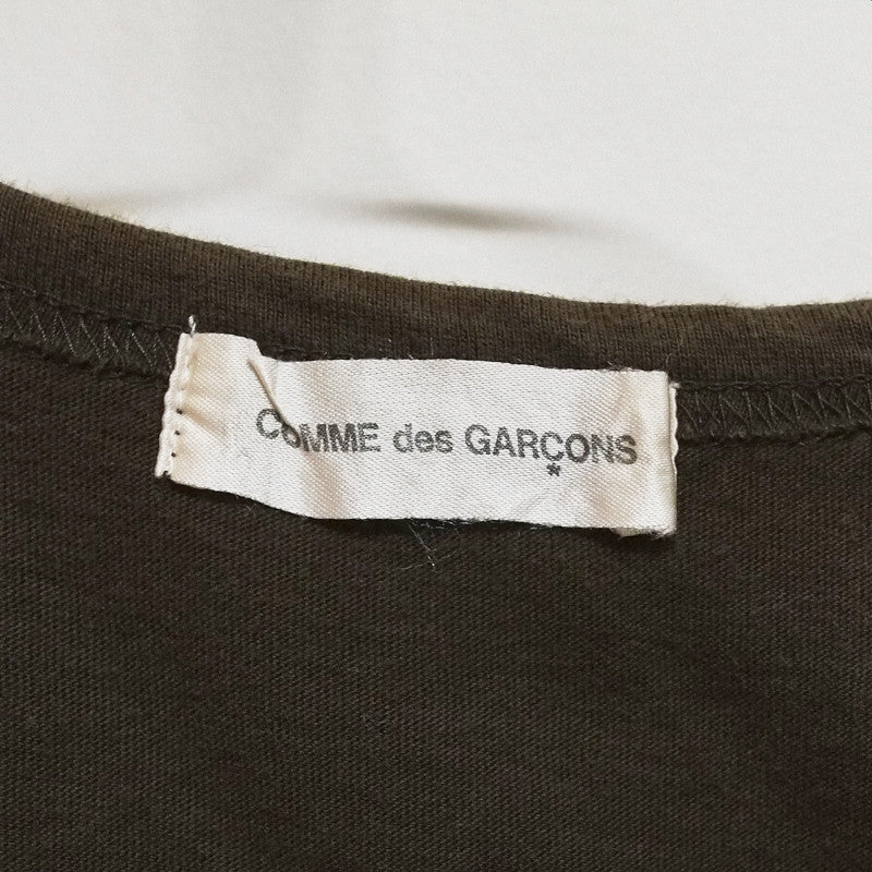 comme des garcons triple layered sleeveless top - 2002