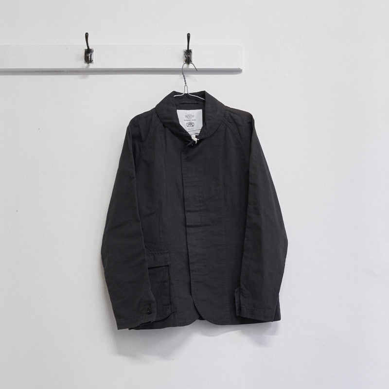 side pocket work jacket