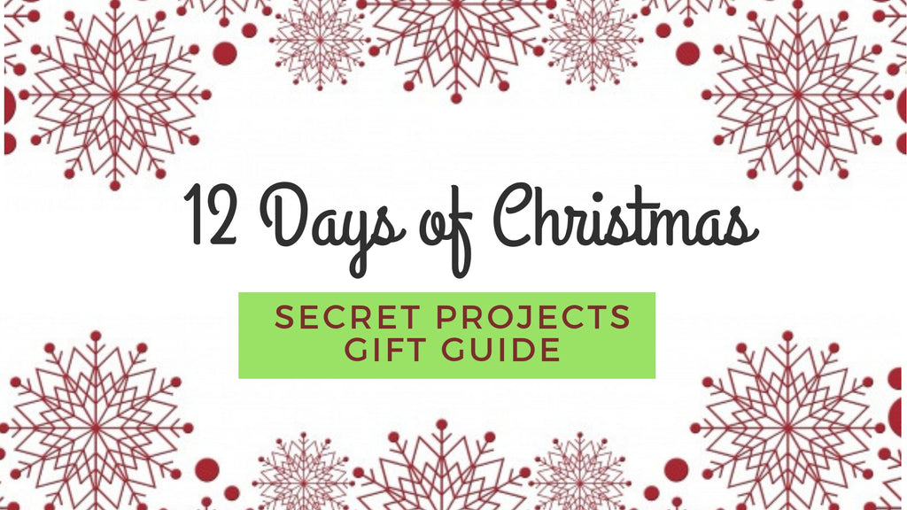 Secret Projects Gift Guide