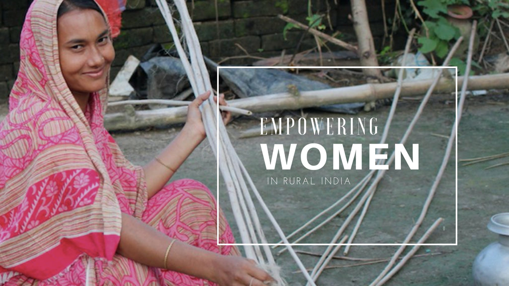 Empowering Women in Rural India