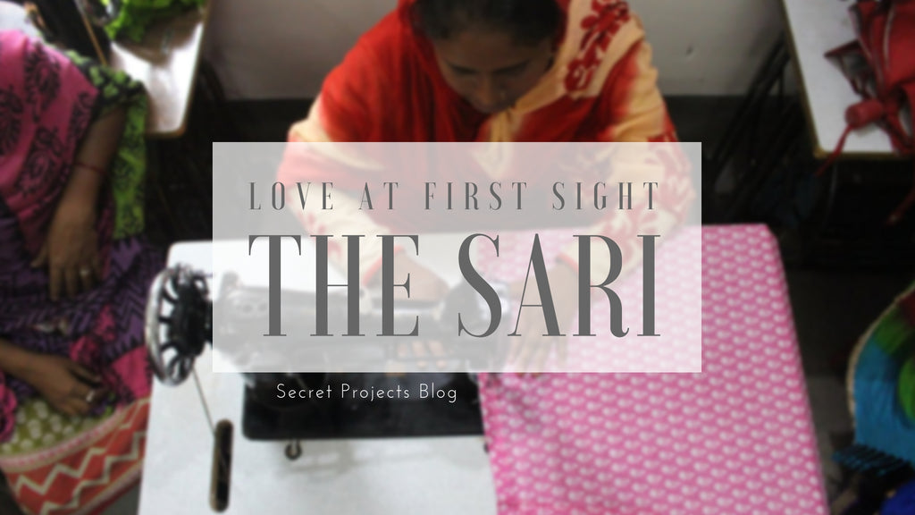 The Sari: Love at First Sight