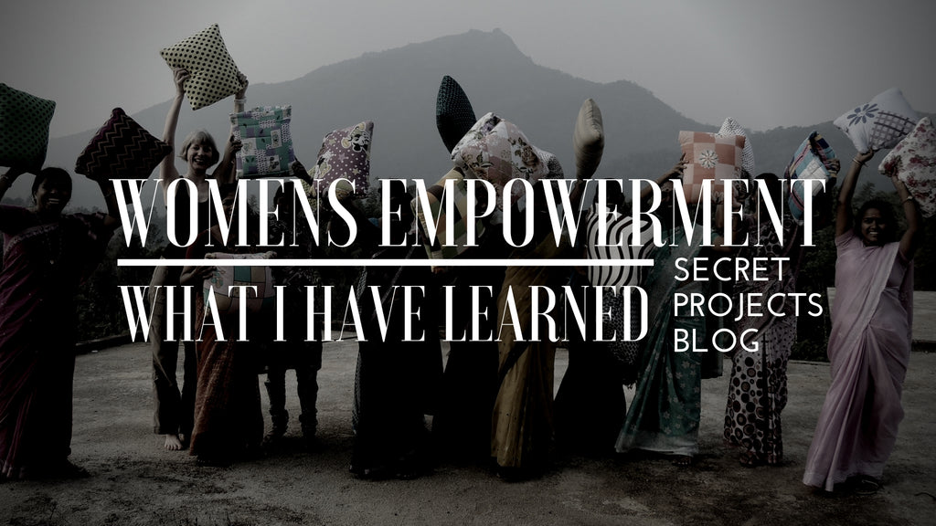 What I Have Learnt About Women's Empowerment