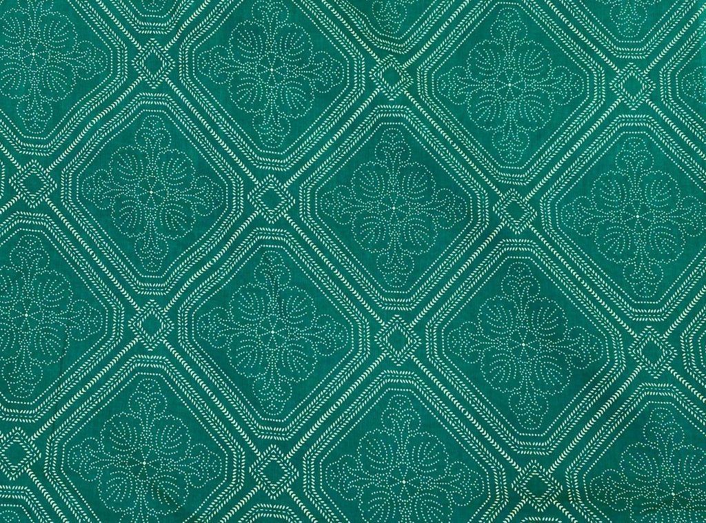 Bandini Green Fabric