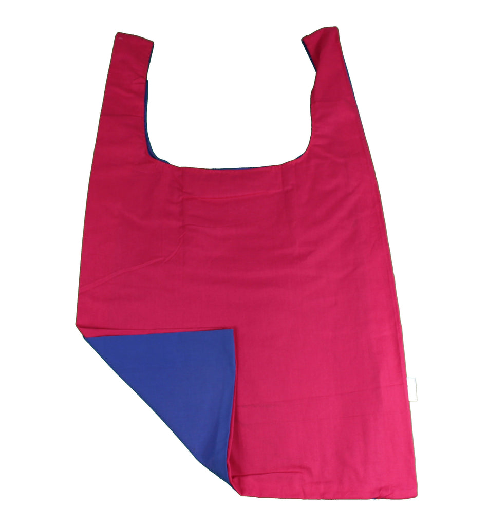 Blue | Magenta Secret Shopping Bag