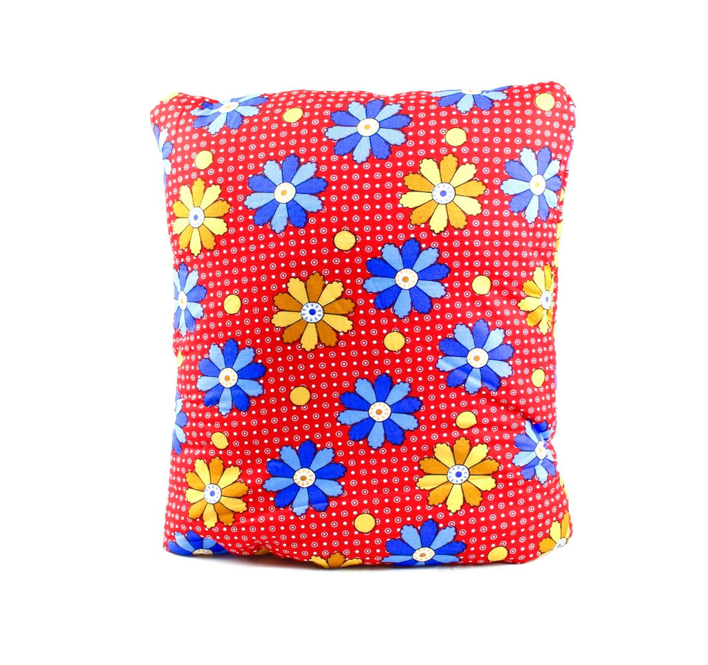 Coconut Tree Red Secret Pillow