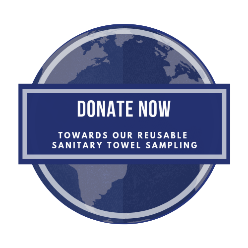 Donation Towards our Reusable Sanitary Towel Sampling