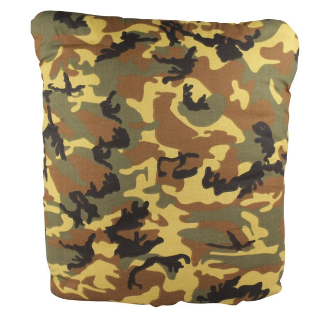 Camouflage Secret Pillow