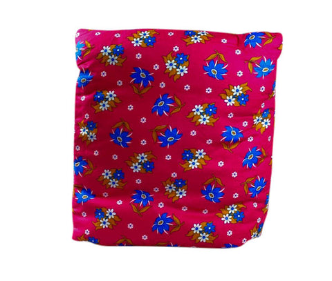 Hot Pink Sample Secret Pillow