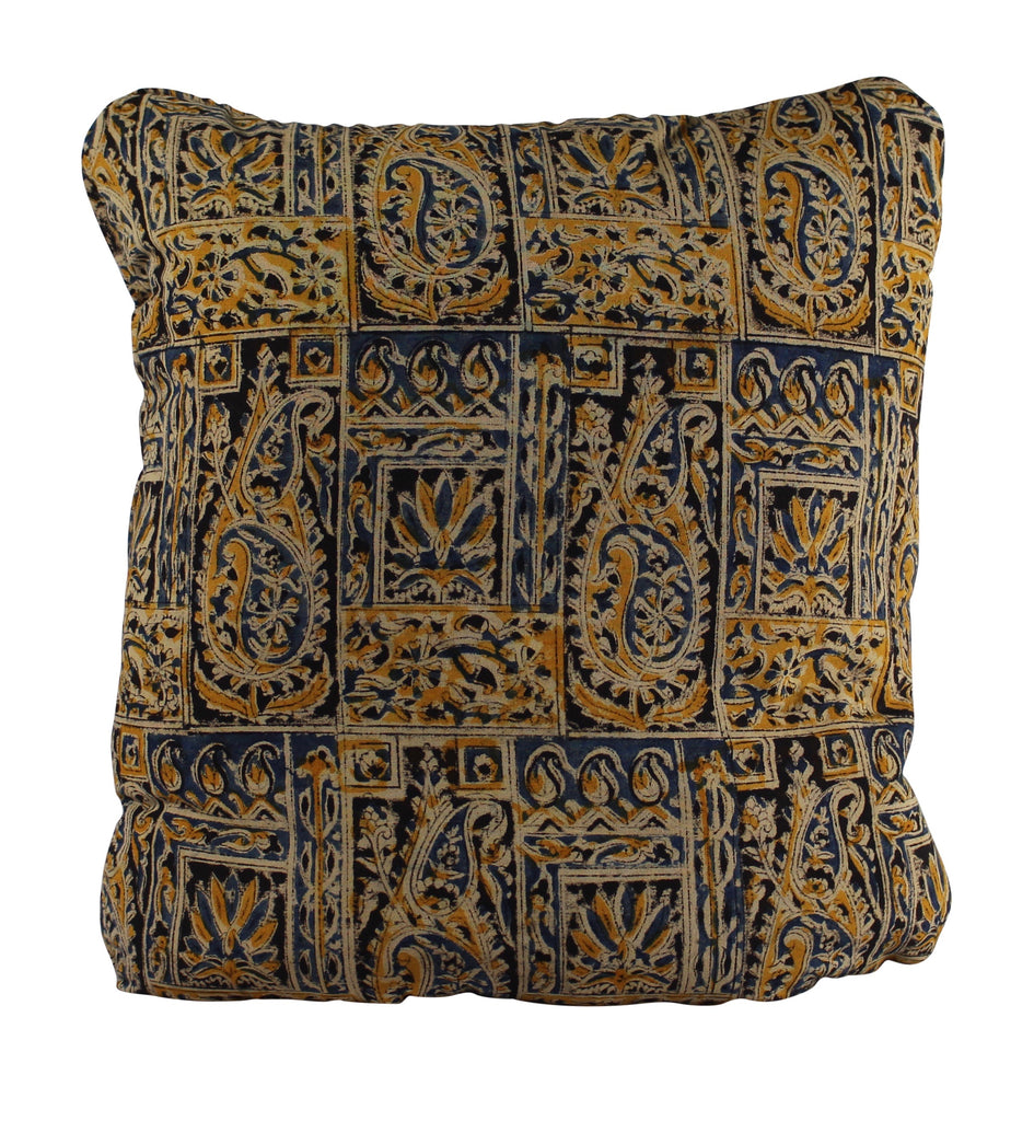 Kalamkari Tiles SAMPLE Secret Pillow