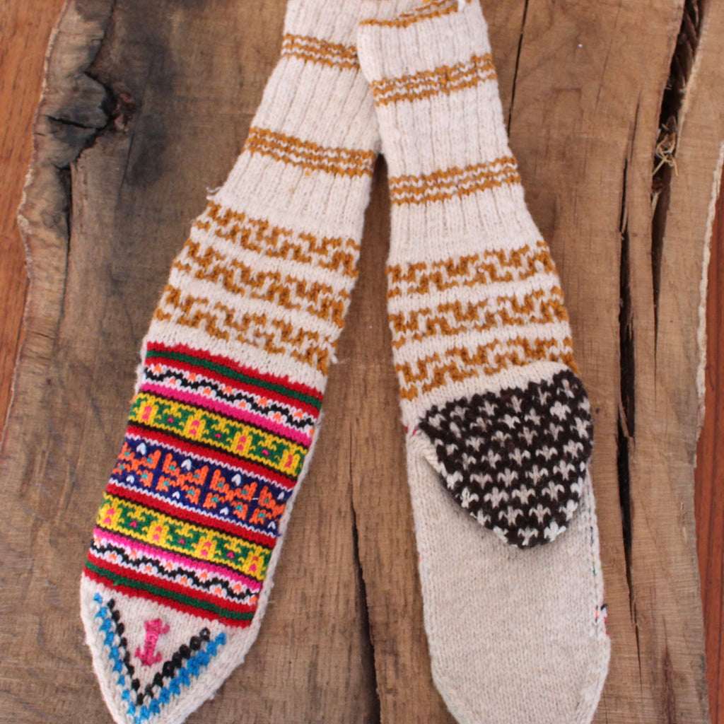 Lucky Lili LARGE Secret Spiti Socks
