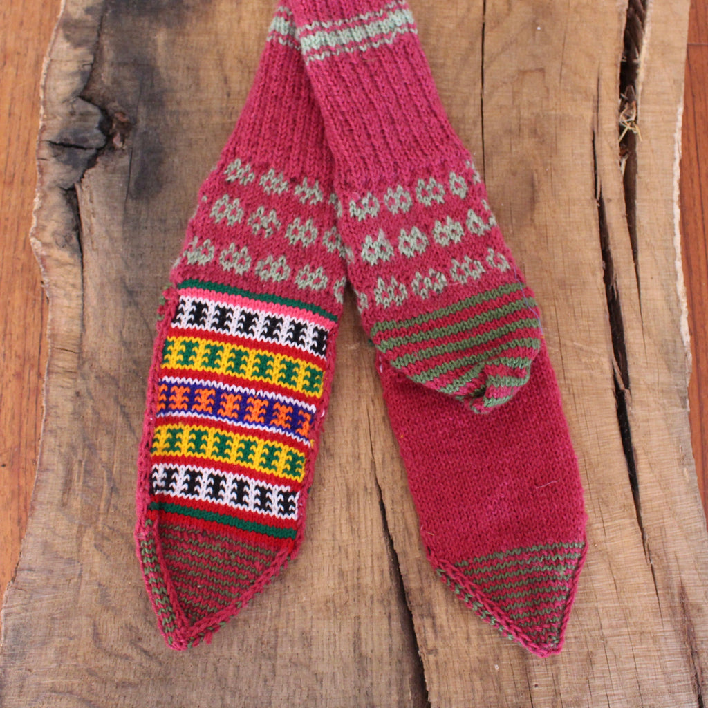 Billy Hills LARGE Secret Spiti Socks