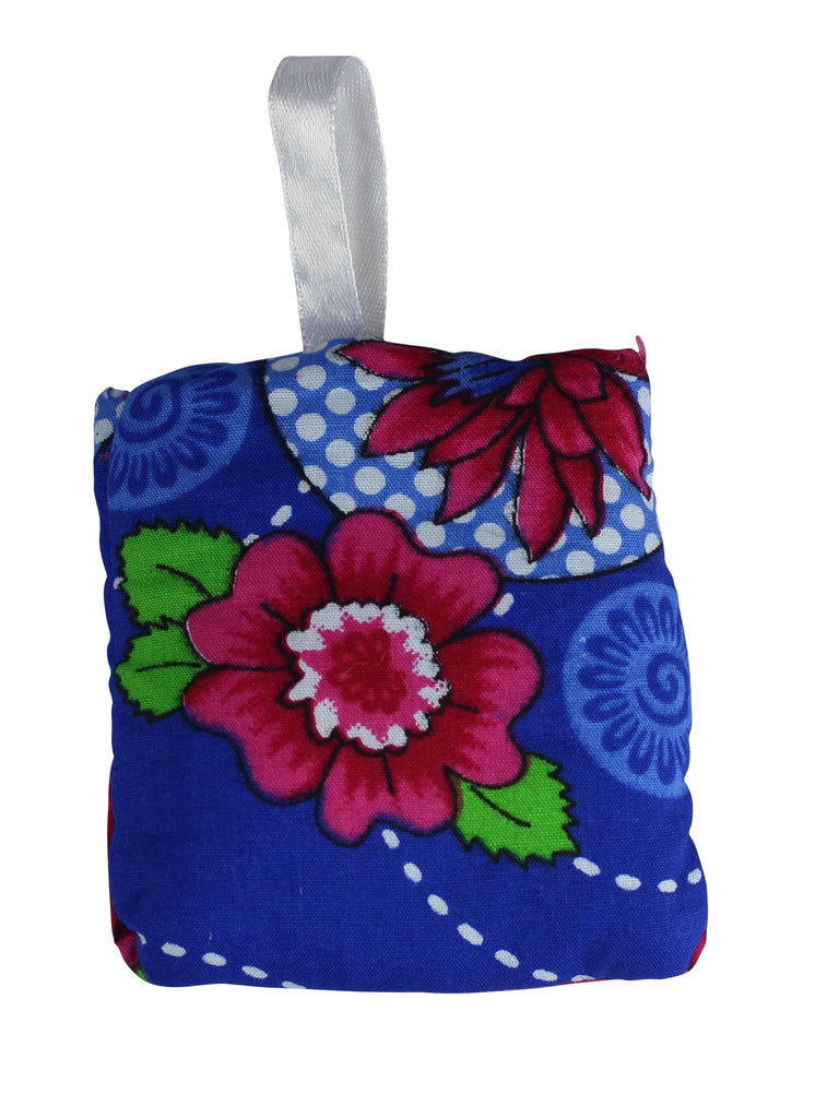 Kerala Beauty Blue Really Tiny Secret Pillow