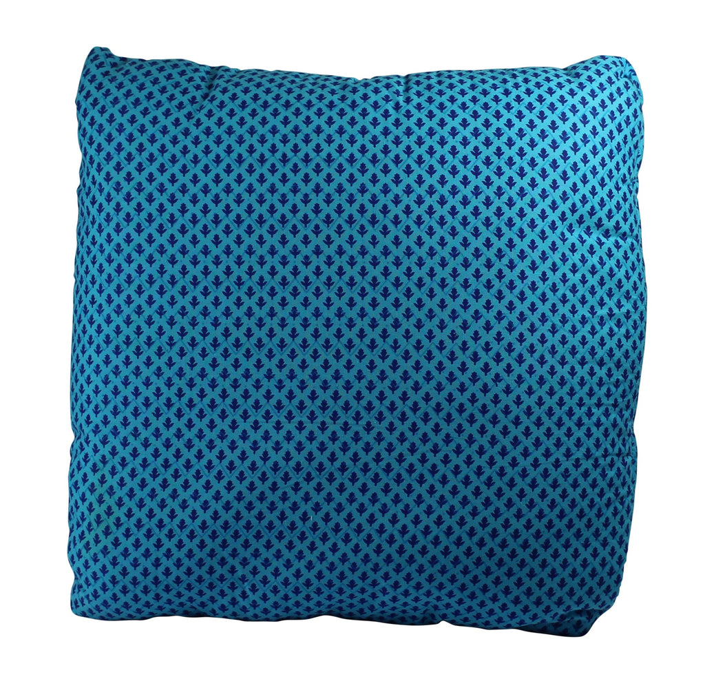 Little Cloves Blue Secret Pillow