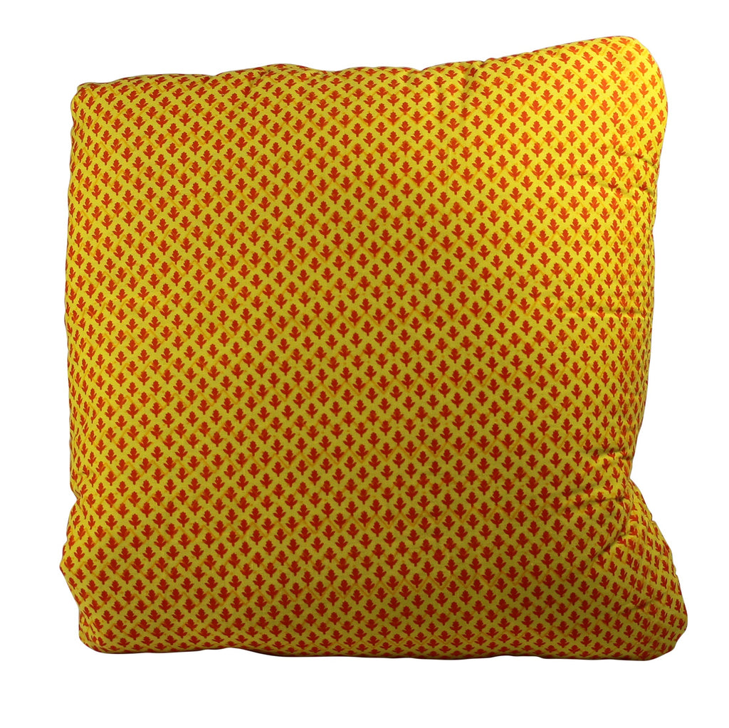 Little Cloves Yellow Secret Pillow