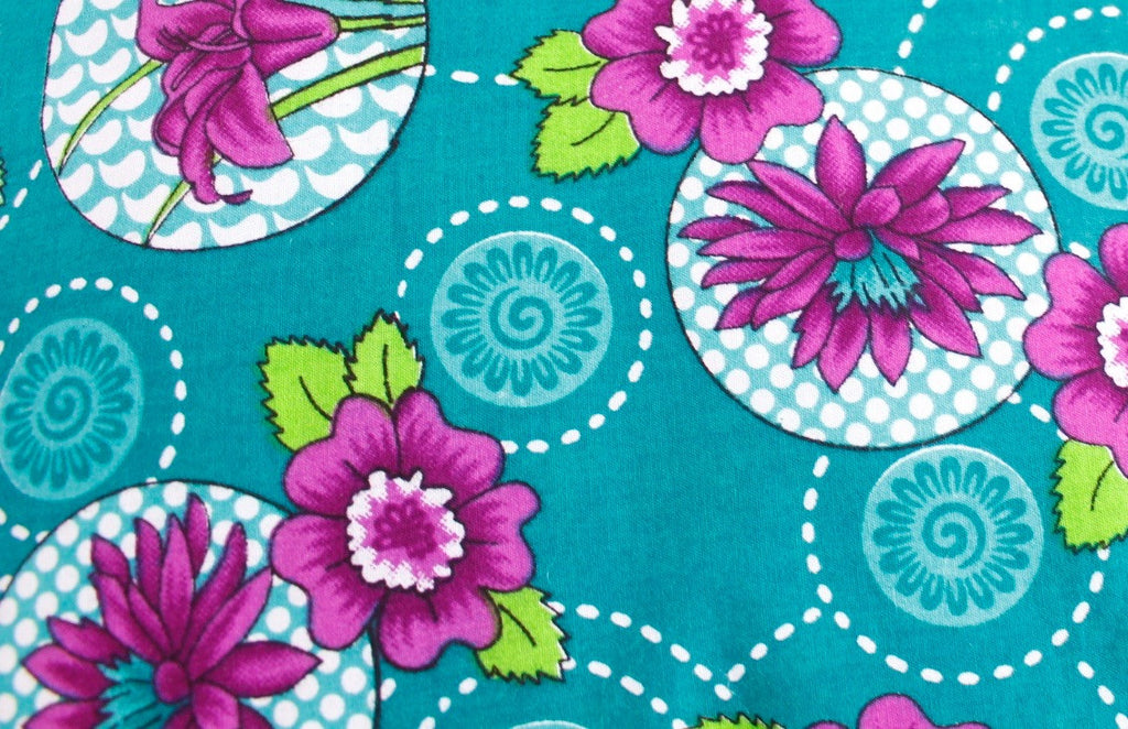 Kerala Beauty Turquoise Secret Pillow