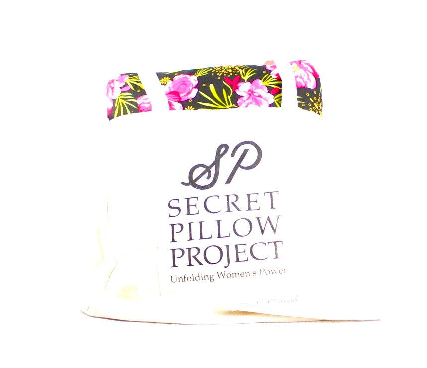 Sunray Pink Secret Pillow