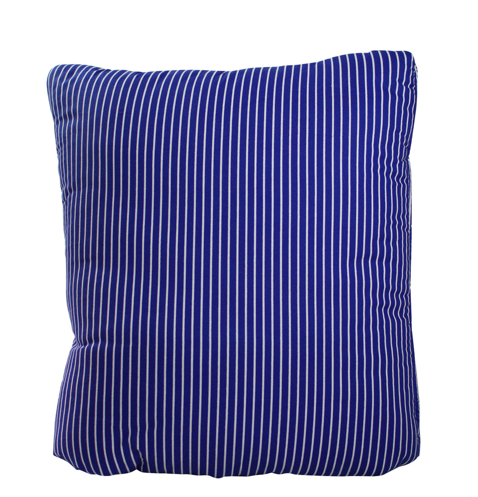 Midnight Stripes Secret Pillow