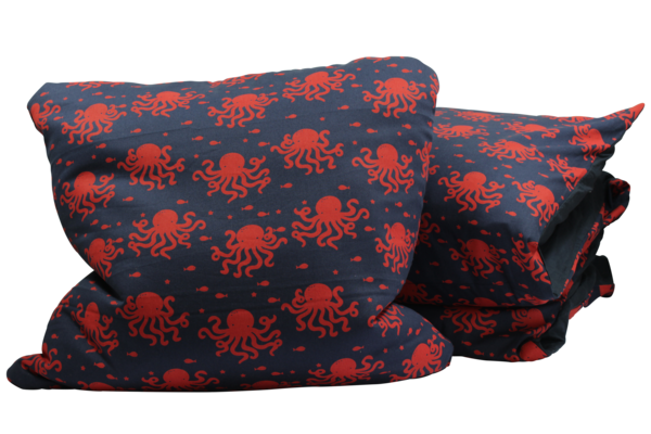 Octopus Secret Bed and Super Size Secret Pillow