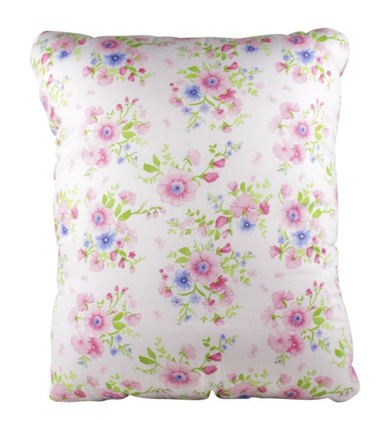 Pink Posy Paradise Secret Pillow