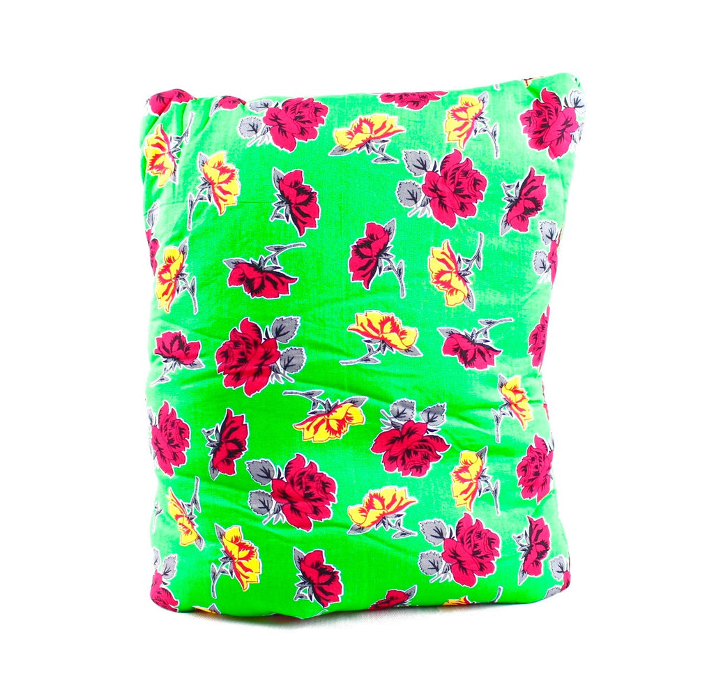 Romance in the Backwaters Green Secret Pillow