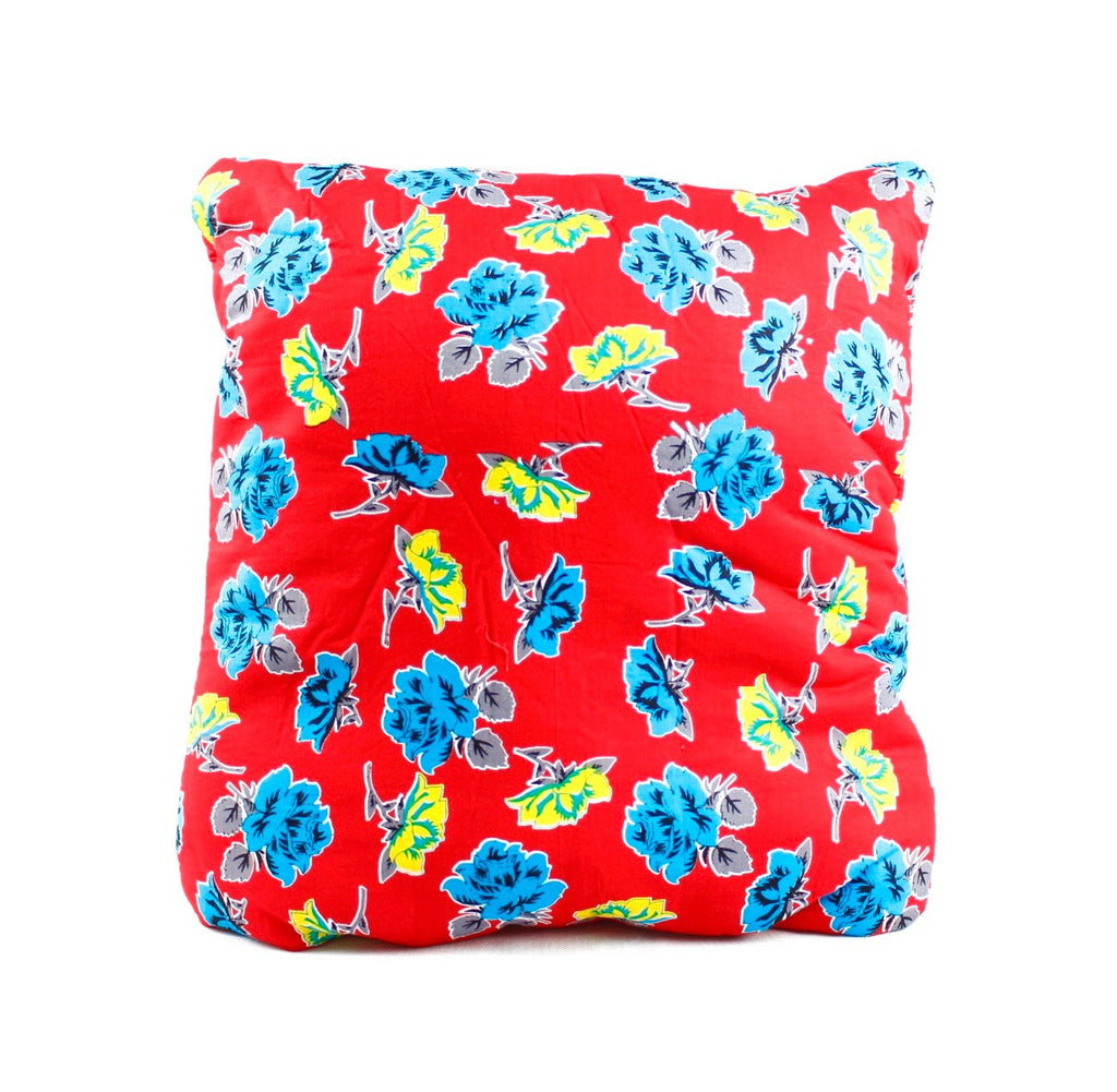 Romance in the Backwaters Red Secret Pillow