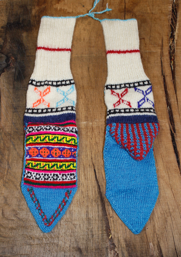 Milky Way SMALL Secret Spiti Socks