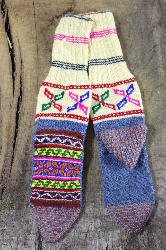 Secret Spiti Socks SMALL Manali