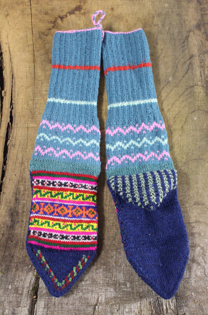 Secret Spiti Socks SMALL Kyanite