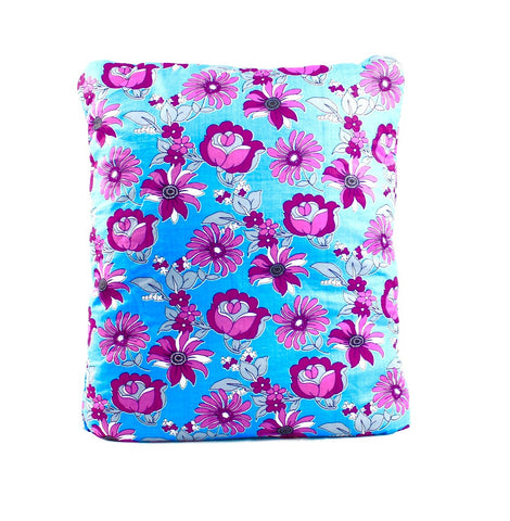 Spiritual Unity Blue Secret Pillow