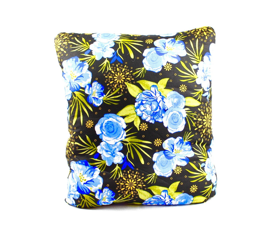 Sunray Blue Secret Pillow