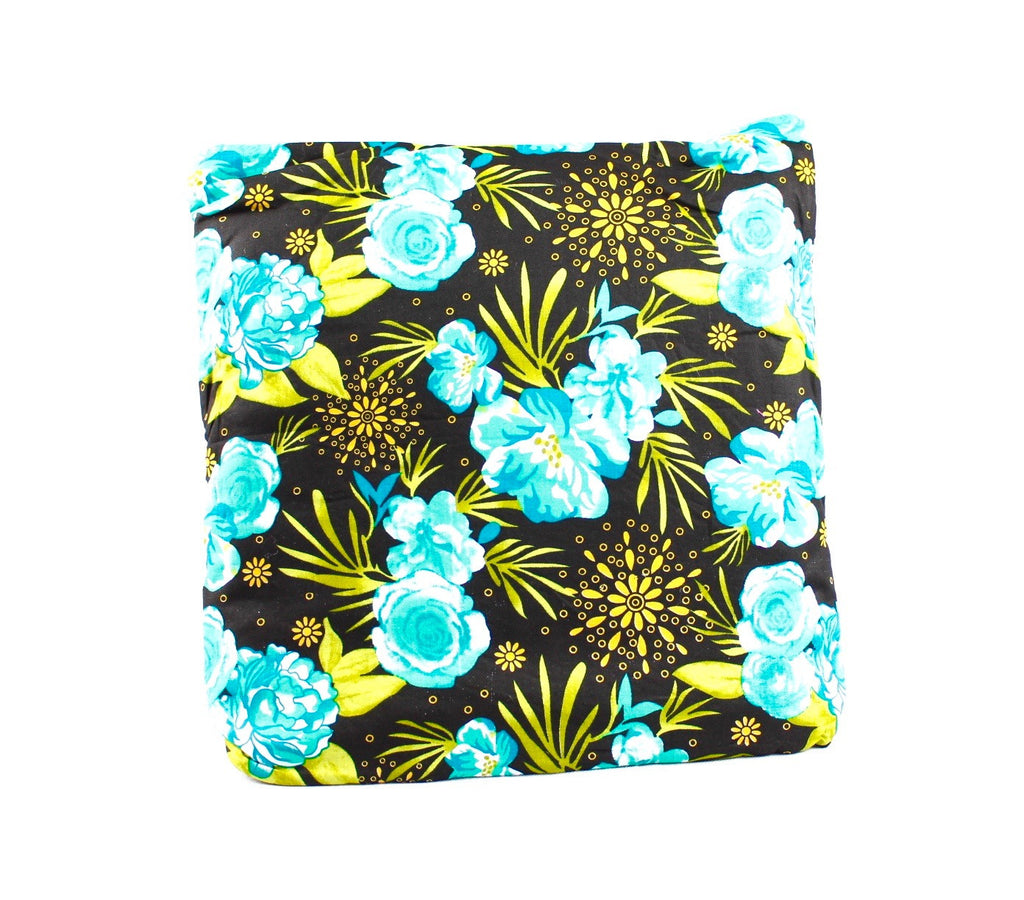 Sunray Turquoise Secret Pillow