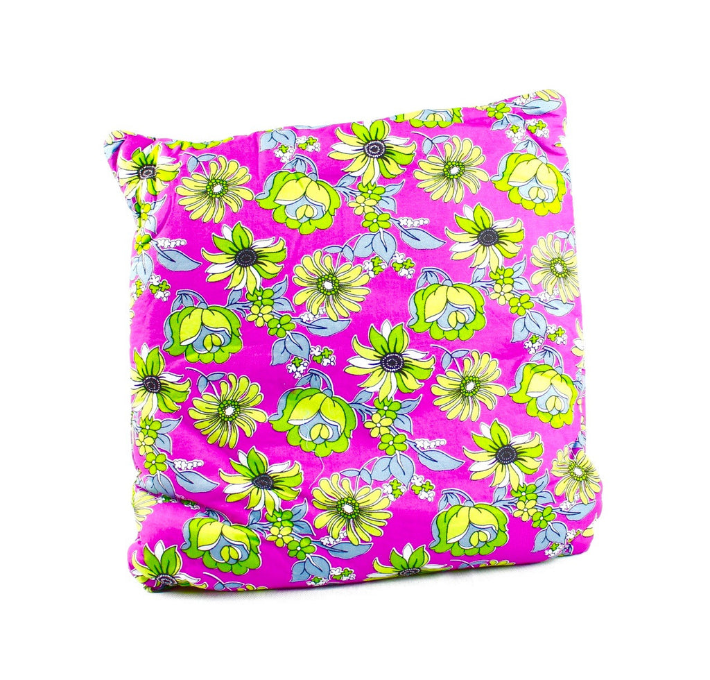 Spiritual Unity Purple & Green Secret Pillow