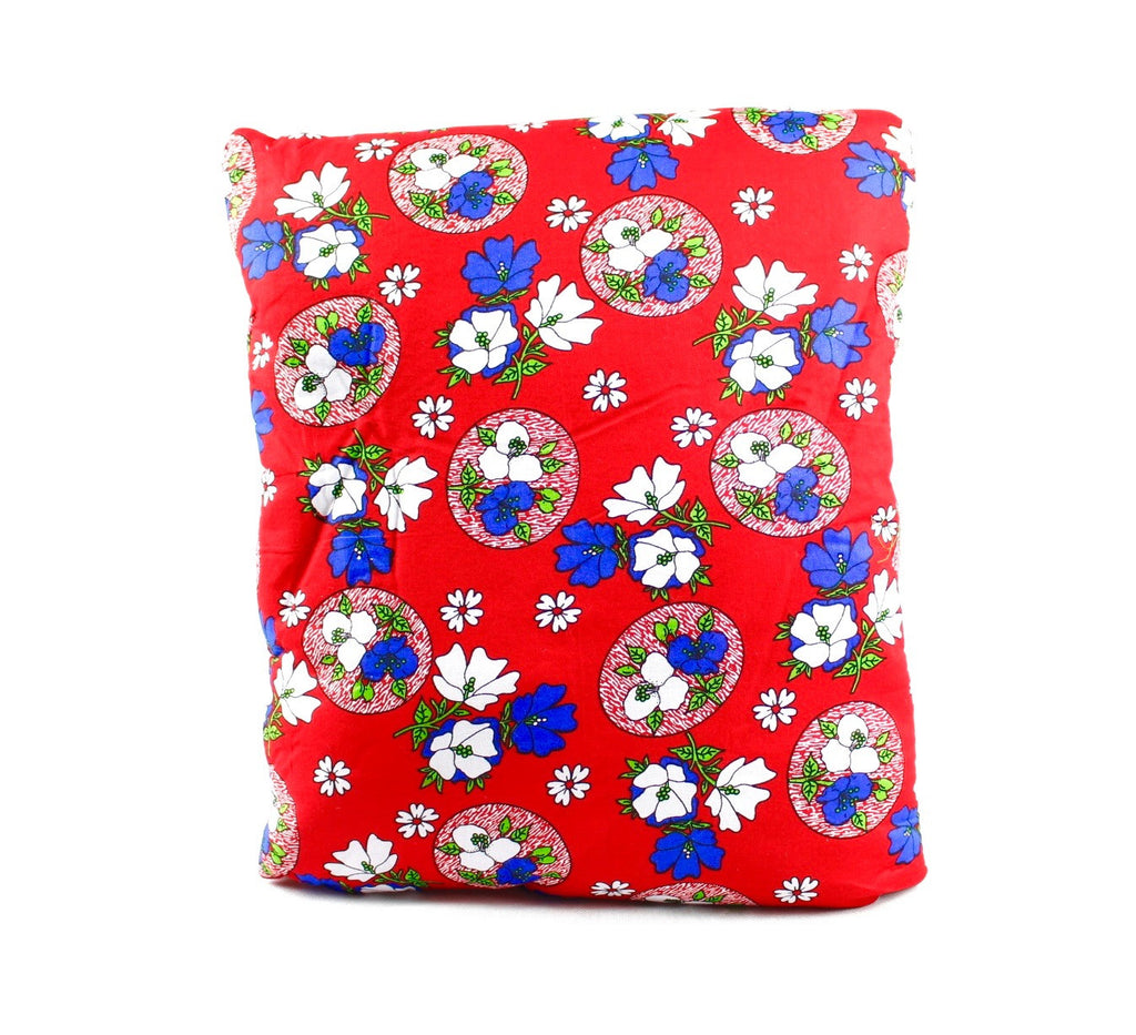 Wild Wayanad Red Secret Pillow