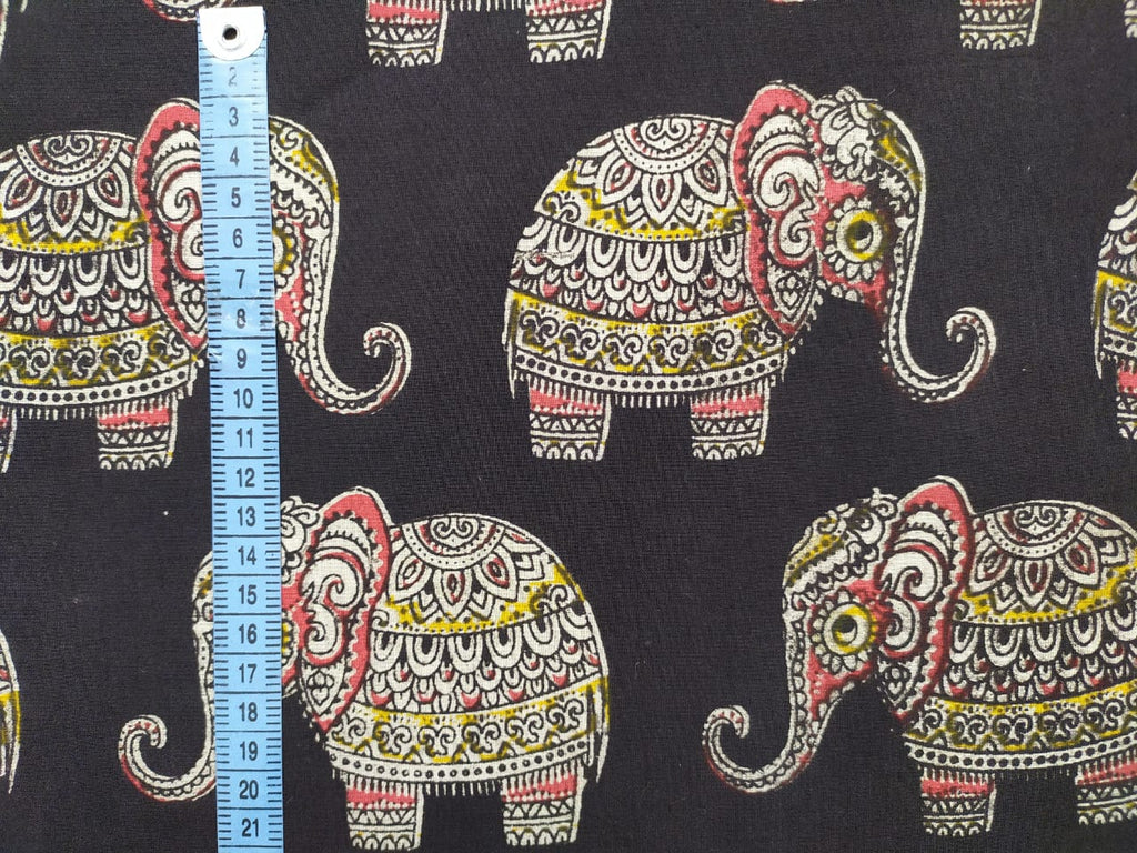 Make Your Own Secret Pillow Pack |Baby Elephants Black|