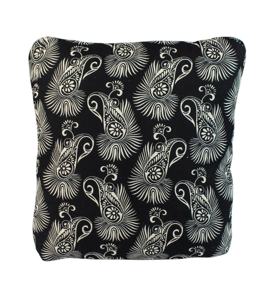 Wild Paisley Secret Pillow