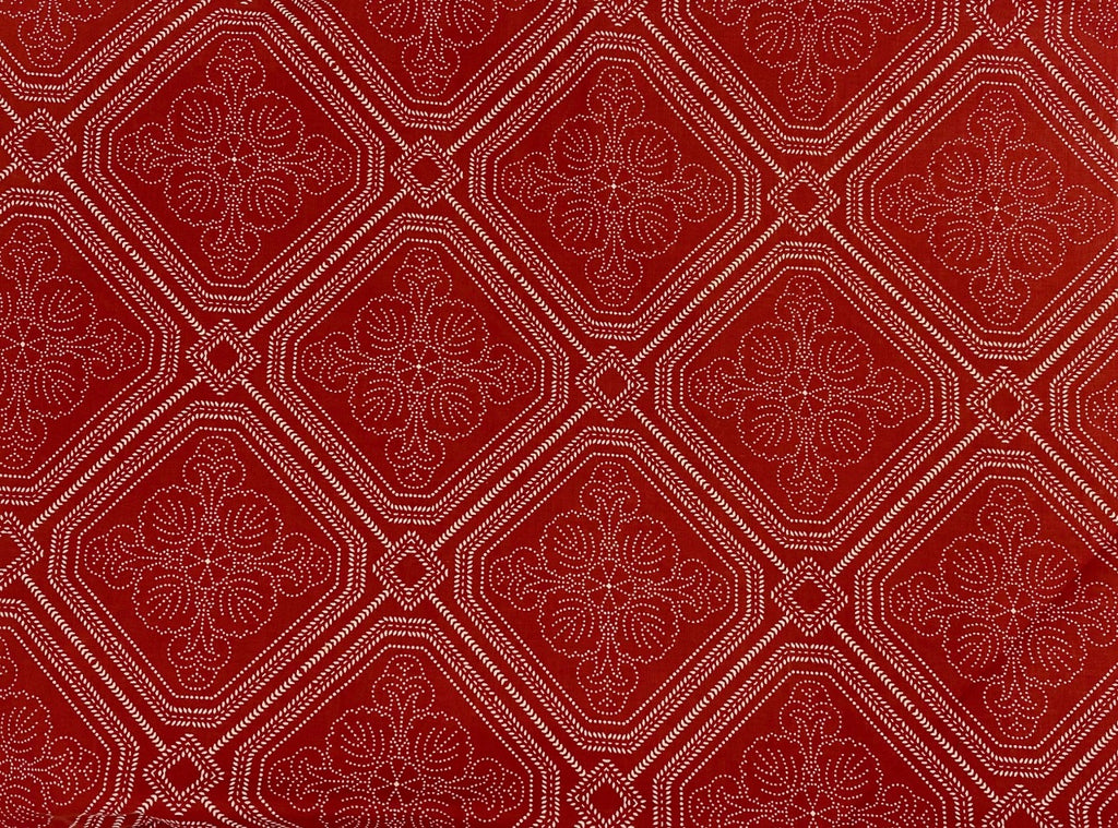Bandini Red Fabric