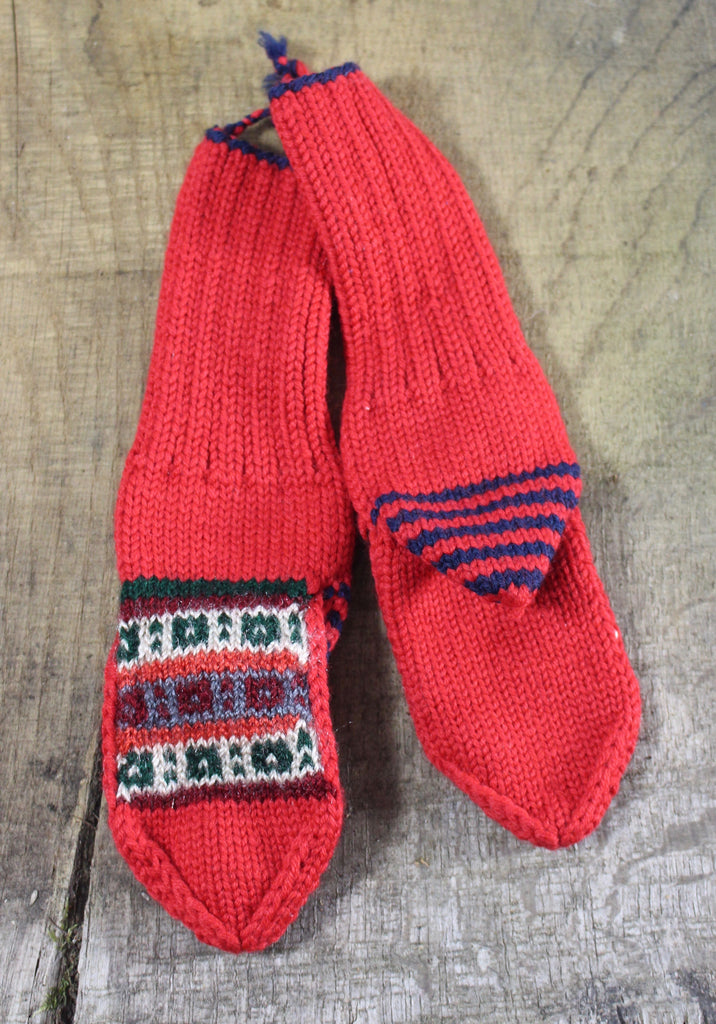 Scarlet CHILDREN Secret Spiti Socks