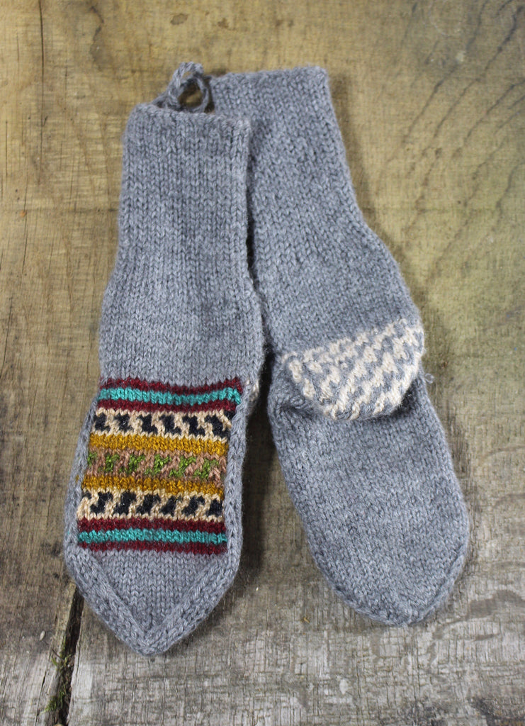 Marble Maze CHILDREN Secret Spiti Socks